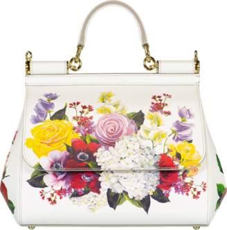 Dolce   Gabbana Pink Top Handle Handbags - ShopStyle e8b8c7f08e802