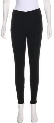 Prada High-Rise Skinny Pants