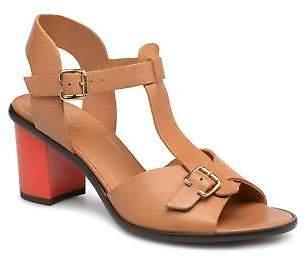 Karston Women's Lisiou Sandals in Brown