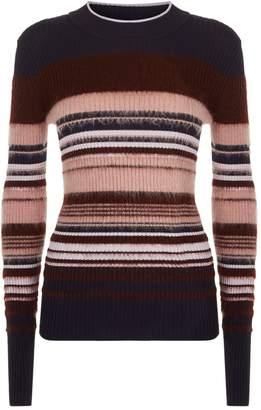 Sportmax Amiche Striped Sweater