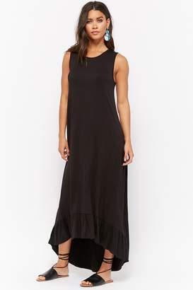 Forever 21 Sleeveless High-Low Dress