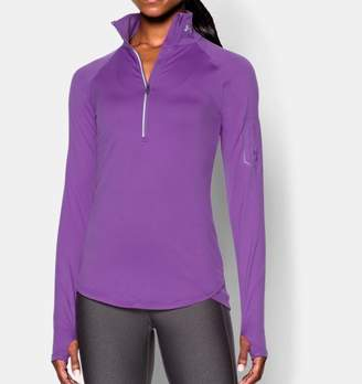 Under Armour Women's UA Fly Fast 1/2 Zip