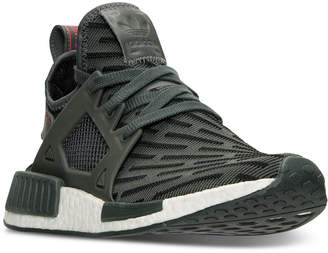 adidas Women's Nmd XR1 Primeknit Casual Sneakers from Finish Line $150 thestylecure.com