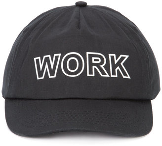 Work cap - men - Cotton - One Size