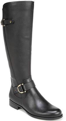 d4f59cbf5ec Naturalizer Jillian Wide Calf Riding Boots Women Shoes