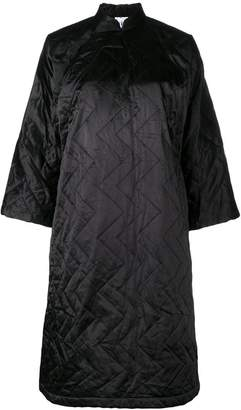 Comme des Garcons quilted kimono dress