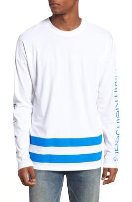 Calvin Klein Jeans Athletic Stripe T-Shirt