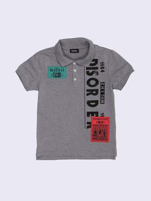 Diesel KIDS T-shirts and Tops 00MXZ - Grey - 14Y