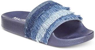 Kenneth Cole Frayed Sandals, Little & Big Girls