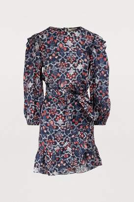 Etoile Isabel Marant Telicia linen dress