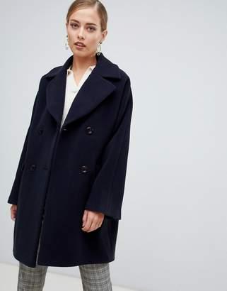 Whistles wide sleeve coat