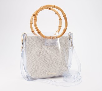 Vince Camuto Circle Handle Crossbody - Iggy