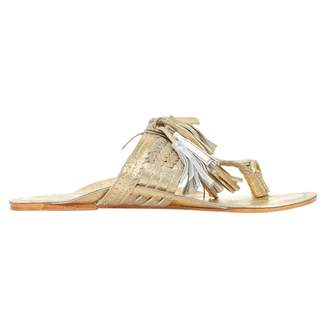 Figue Leather sandal