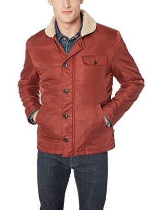 AG Adriano Goldschmied Men's Holt Shearling Lined Jacket