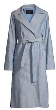 Lafayette 148 New York Rayna Embellished Coat