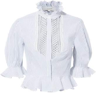 Lover Abbey Trim Shirt