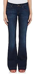 Dl 1961 Women's Joy Flared Jeans - Blue Size 24