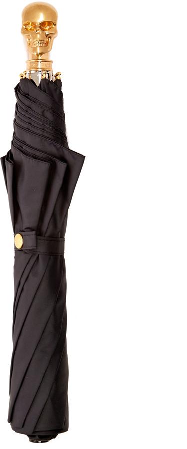Alexander McQueenALEXANDER MCQUEEN Skull foldable umbrella
