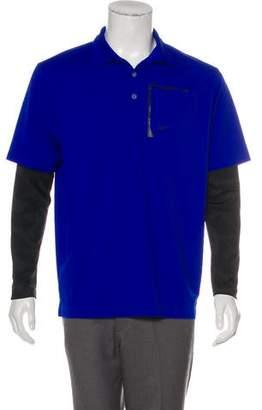 Nike Layered Polo Shirt