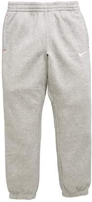 Nike Older Boy Slim Leg Cuff Pant - Grey Heather