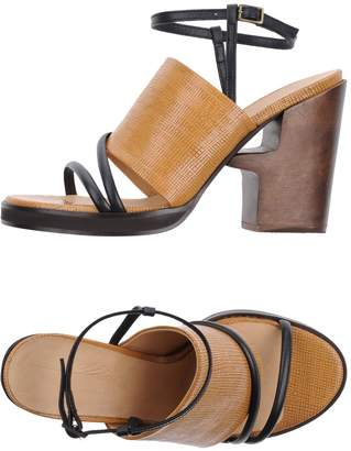 Ellen Verbeek Sandals - Item 11129532NB