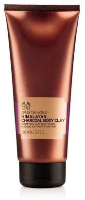 The Body Shop Spa of the WorldTM Himalayan Charcoal Body Clay