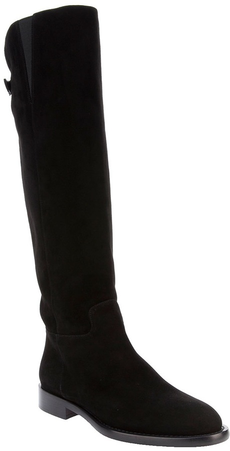 Dolce & Gabbana Classic knee length boot