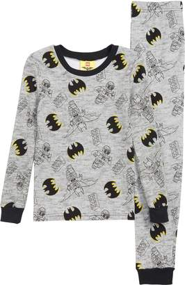 Lego Batman Fitted Two-Piece Pajamas