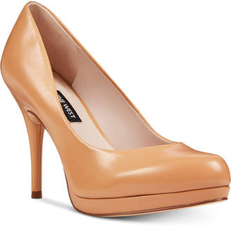 Nine West Kristal Platform Pumps Women's Shoes