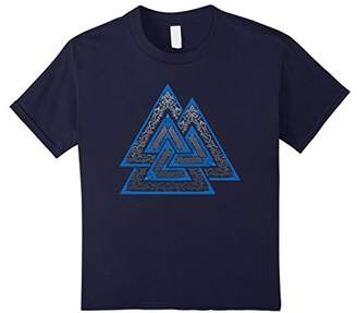 Celtic ODIN'S VALKNUT & Norse Knotwork Tattoo T-Shirt