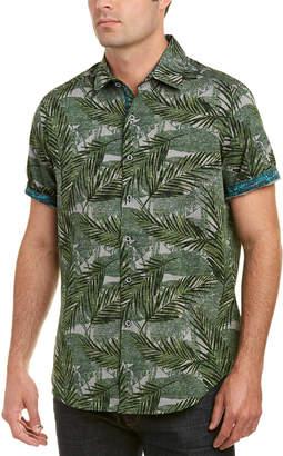 Robert Graham Classic Fit Acme Road Woven Shirt