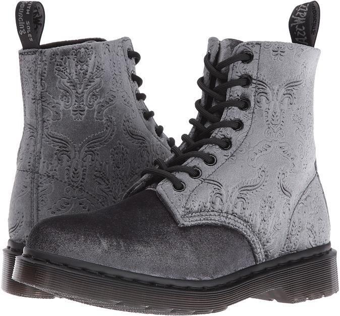 Dr. MartensDr. Martens Pascal Velvet 8-Eye Boot