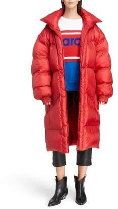 Etoile Isabel Marant Cray Longline Puffer Coat