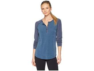 The North Face In-A-Flash Raglan Henley