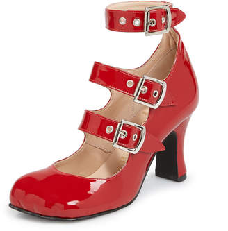 Vivienne Westwood Animal Toe 3-Strap