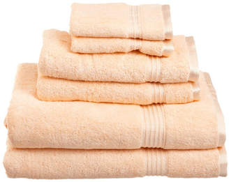 Zipcode Design Currie 6 Piece Egyptian-Quality Cotton Towel Set