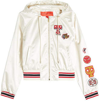 Tommy Hilfiger Satin Jacket