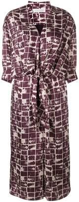 Victoria Beckham Victoria Fluid shirt dress