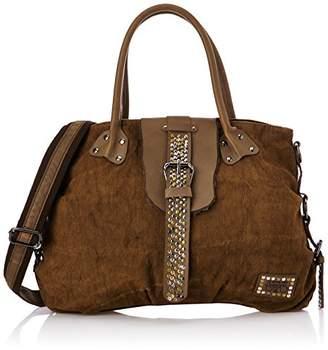 Le Temps Des Cerises Women's Taka 2 Top-Handle Bag Brown