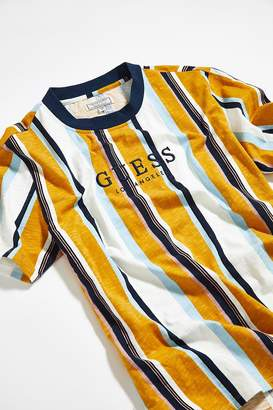 GUESS Sayer Striped Tee