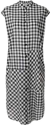 McQ Gingham shirt dress