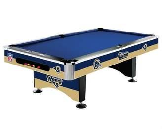Pool' Imperial International NFL 8.5' Pool Table NFL Team: St. Louis Rams