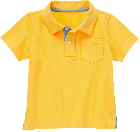 Gymboree Solid Polo