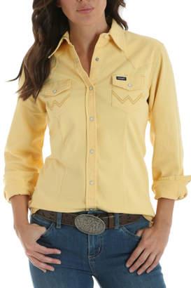 Wrangler Western Long Sleeve