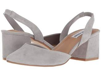 Steve Madden Day Slingback Block Heel Women's Shoes