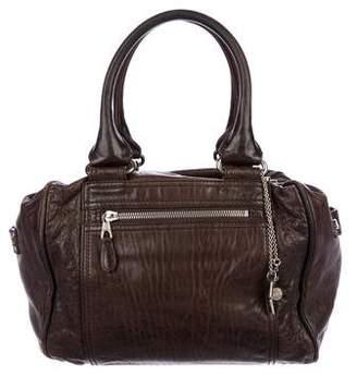 Balenciaga Distressed Leather Handle Bag