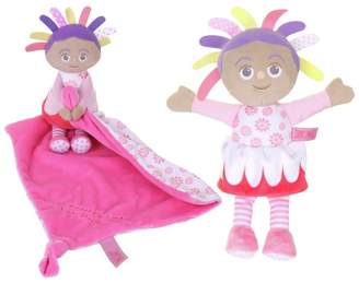In the Night Garden Baby Upsy Daisy Blankie and Soft Toy
