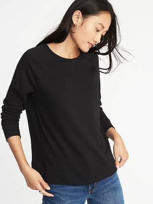 Old Navy Relaxed French Terry Sweatshirt for Women