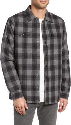 Vans Parnell Plaid Shirt Jacket
