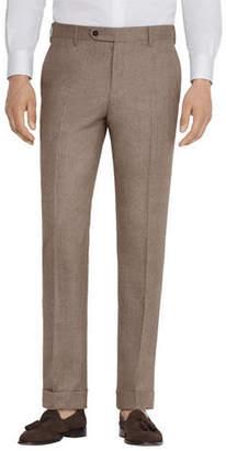 Zanella Men's Parker Stretch-Flannel Trouser Pants